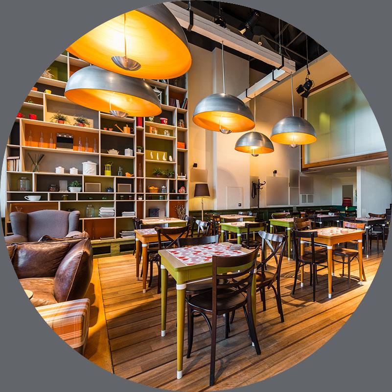Linee guida per il tuo ristorante di successo for Arredamento sala ristorante