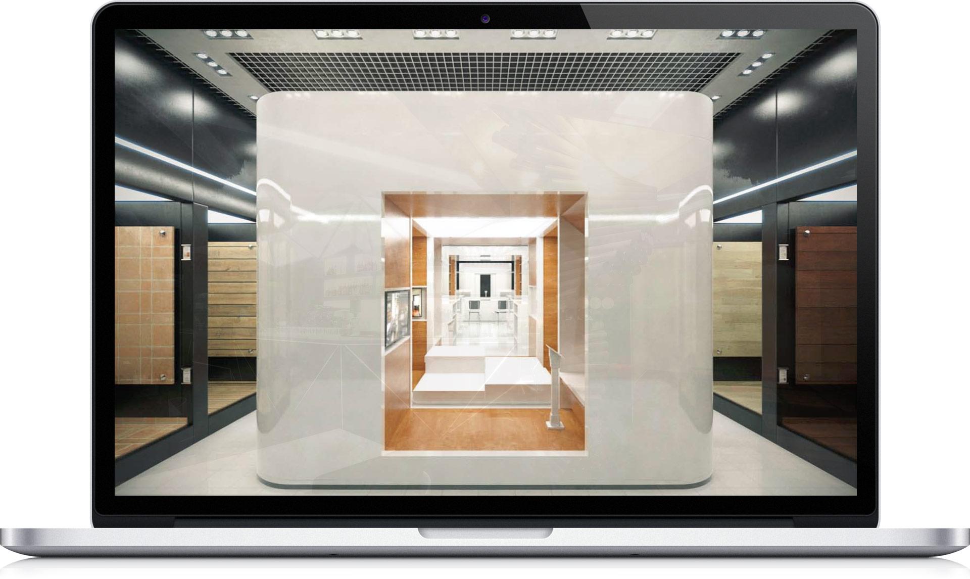 Progettazione ed arredamento per negozi a venezia padova for Negozi per mobili