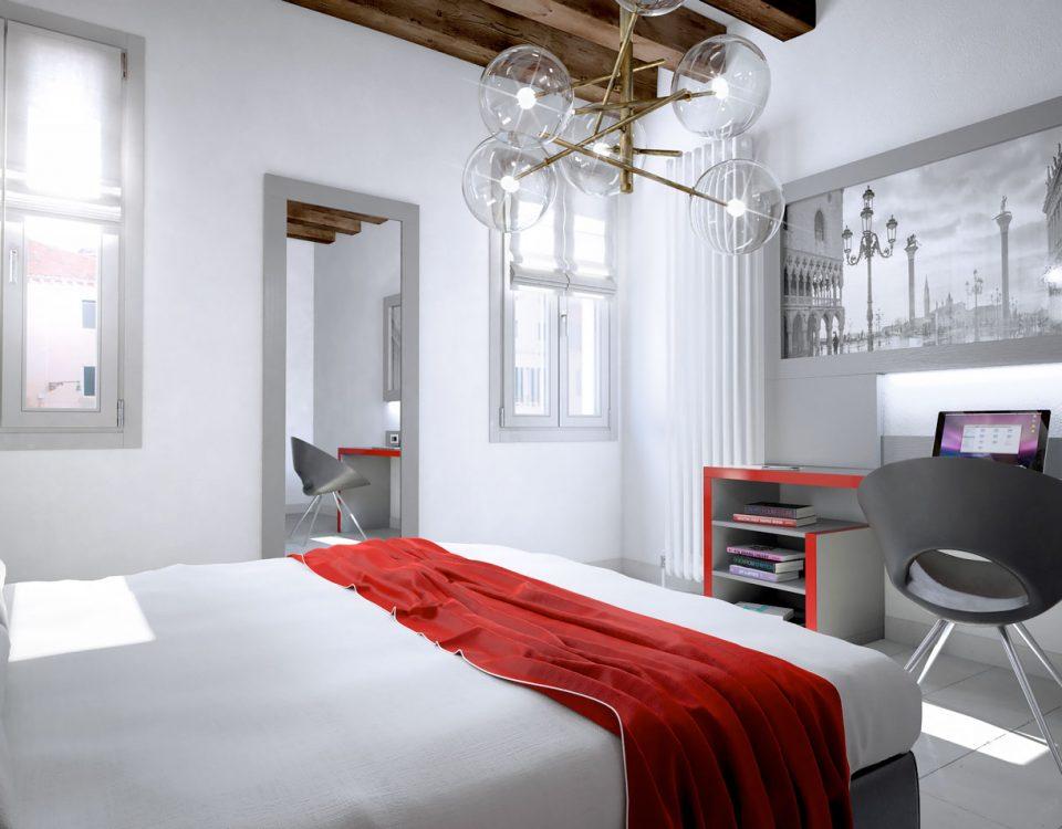 Come arredare un bed and breakfast - LinkInterni