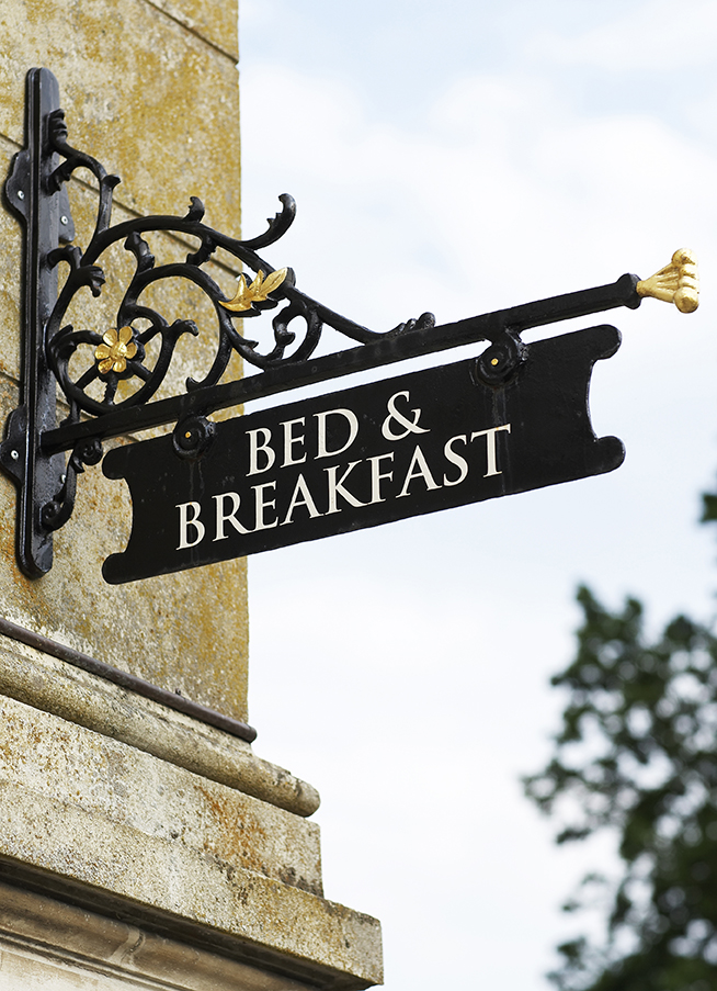 aprire un bed and breakfast