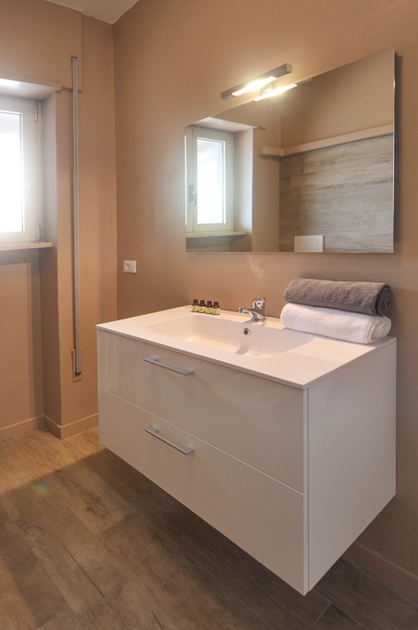 appartamento mestre deep green - bagno - Arredamento per interni a ...